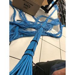 Peine para cables UTP - Organizador d...