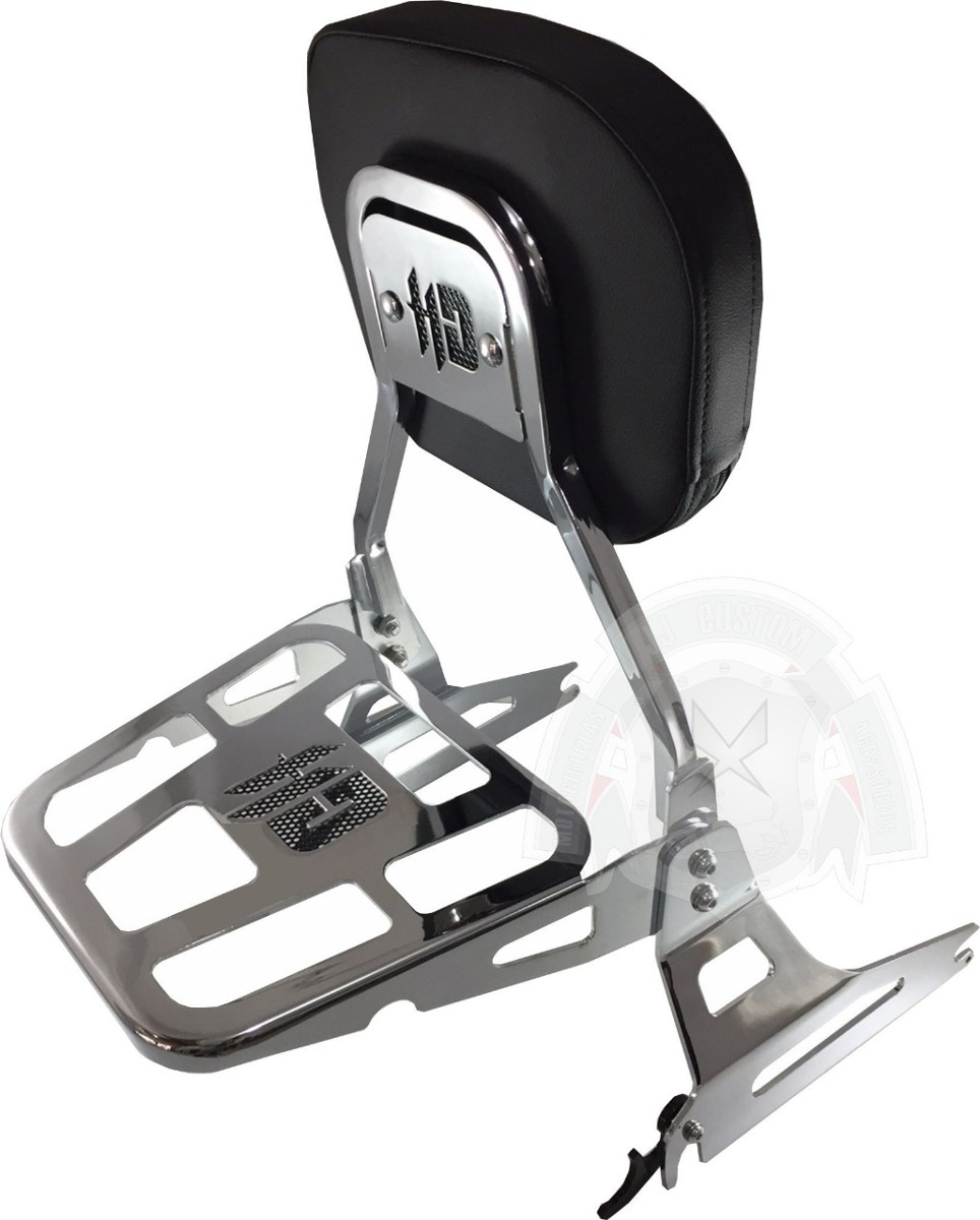 Sissy Bar Destacavel Cromado Harley Roadster 17-18 SBEN-34