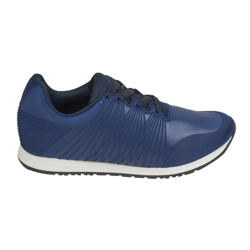 Sneakers azules textura 018717