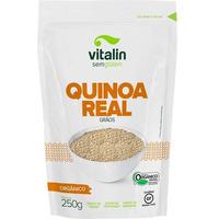 Quinoa em Grãos Orgânica - 250g - Vitalin