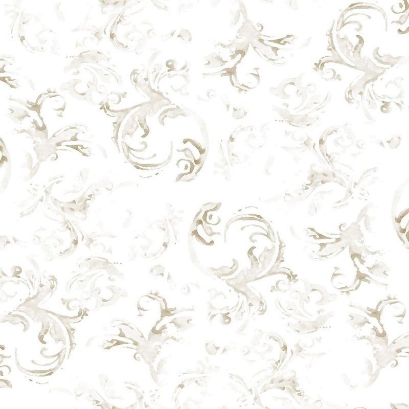 Tecido impermeável Acqua Soleil estampado brasion cinza pluma