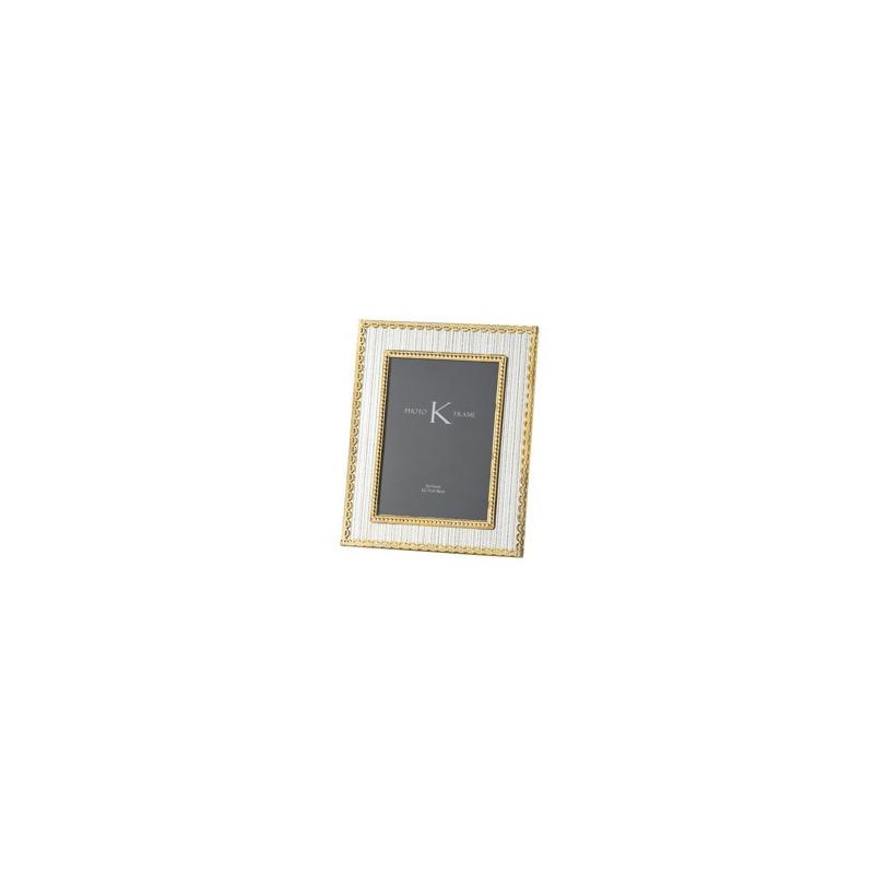 Porta Retrato de Vidro Golde n 15X20Cm