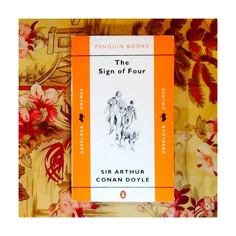 Sir Arthur Conan Doyle.  THE SIGN OF FOUR.