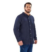 Camisa marino manga larga 015589P