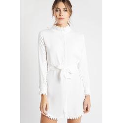 Camisa Girly Blanca