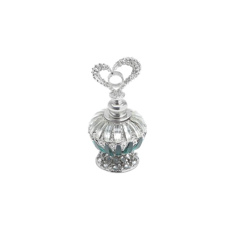 Frasco para Perfume 5 X 5 X 10,5 Cm Zamac - Prestige 31027084