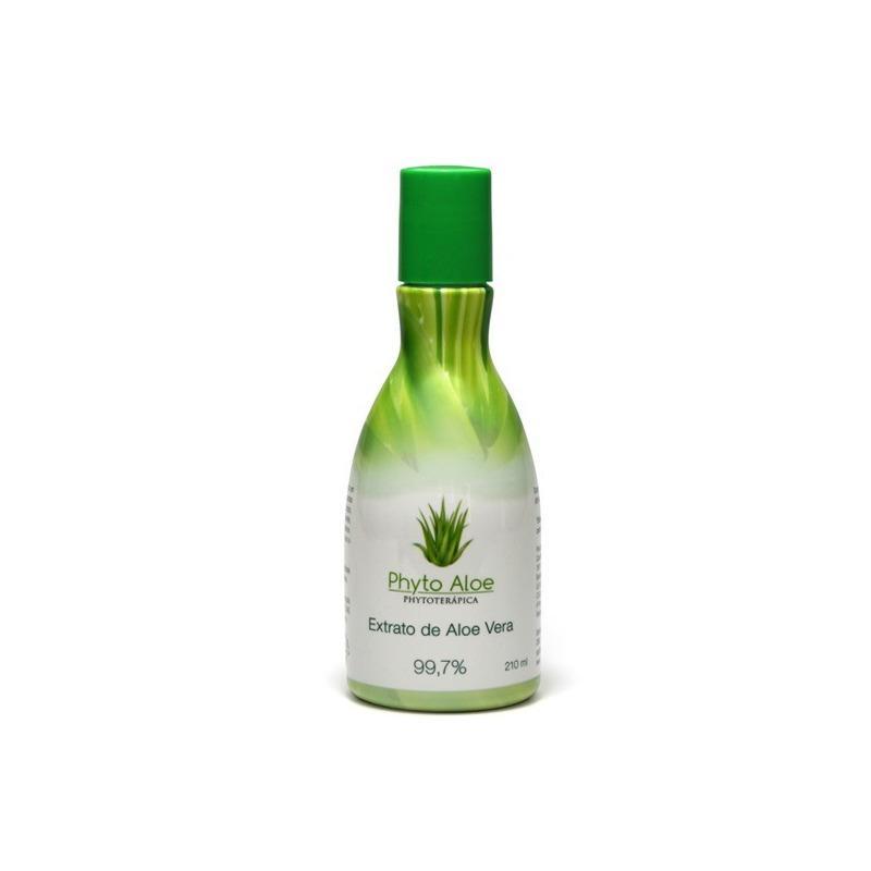 Extrato de Aloe Vera 99,7% - Phytoterapica 210ml