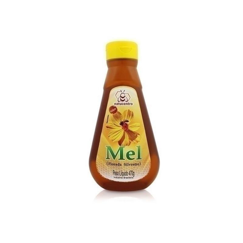 Mel Puro (Florada Silvestre) - 470g - NatuCentro