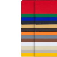 Lona para toldo Betiflex cinza avesso da mesma cor (420gr) 1,40 m