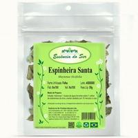 Cha de Espinheira Santa - 30g - Essencia do Ser