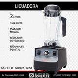 Licuadora Moretti 2L
