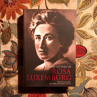 THE LETTERS OF ROSA LUXEMBURG.