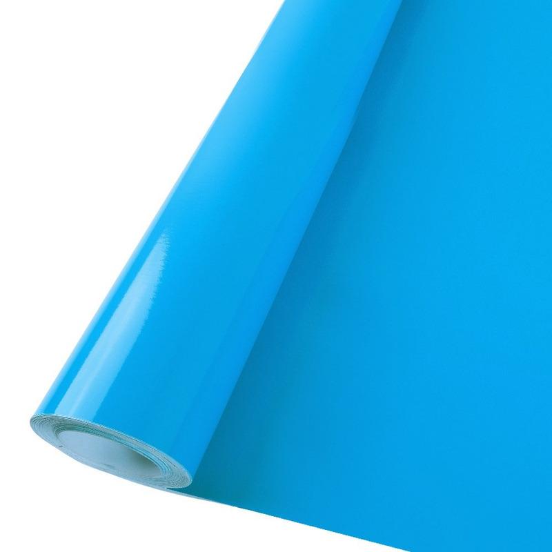 Vinil adesivo colormax azul céu larg 0,50 m