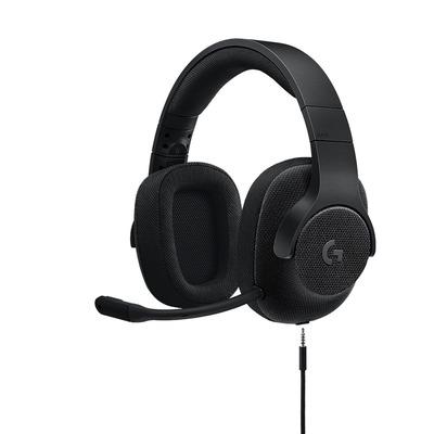 HEADSET GAME USB 7.1 LOGITECH G433 PRETO