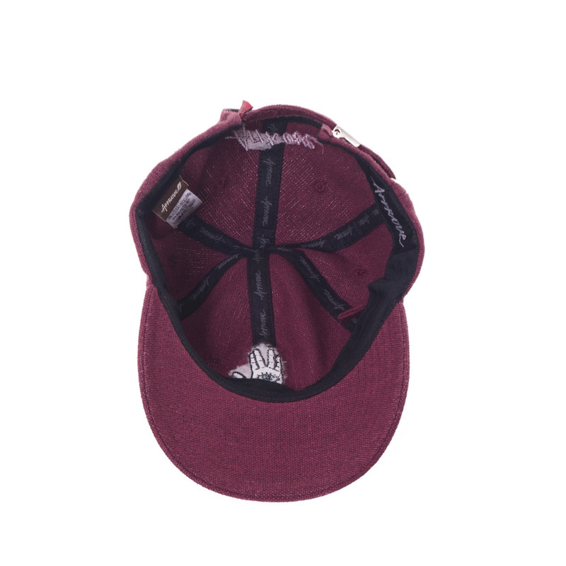 BONÉ APPROVE DAD HAT JAZZ BORDO