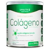 Colageno Hidrolisado (Sabor Limao) - 300g - Upnutri