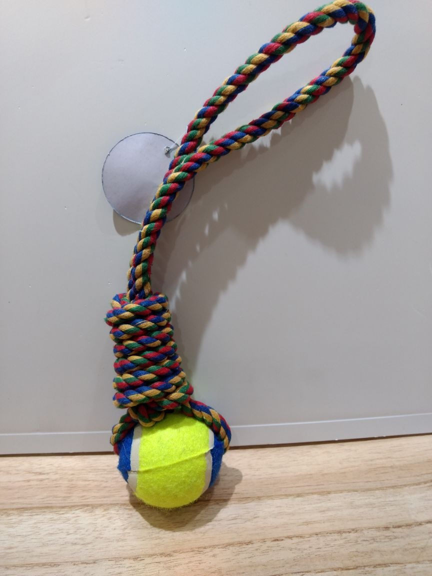 Soga con pelota