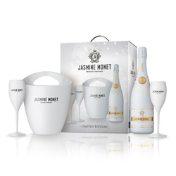 JASMINE MONET - WHITE Limited  - Kit