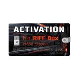 Activación de soporte eMMC para RIFF Box