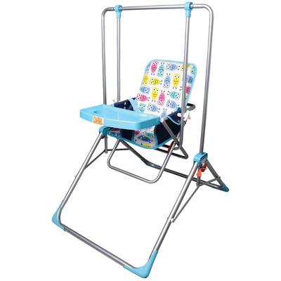 Columpio mecedor silla hamaca bebe 1495 f8pho precio d for Silla columpio