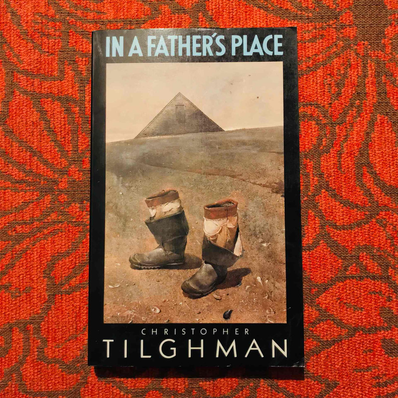 Christopher Tilghman. IN A FATHER'S PLACE.