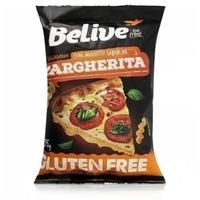 Snack de Arroz Sem Gluten Margherita - 35g - Belive Be Free