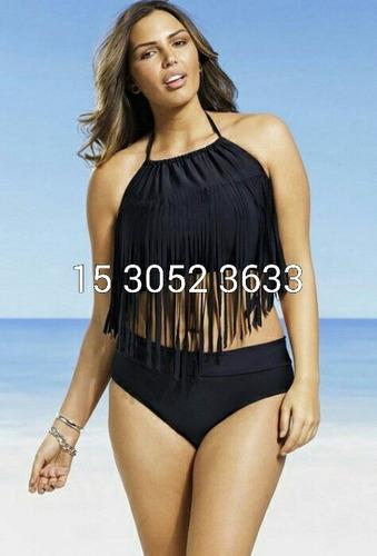 90053fe79c64 Bikinis Talles Grandes Con Flecos en venta en San Antonio de Padua ...