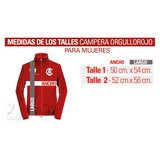 Campera de acetato CAI