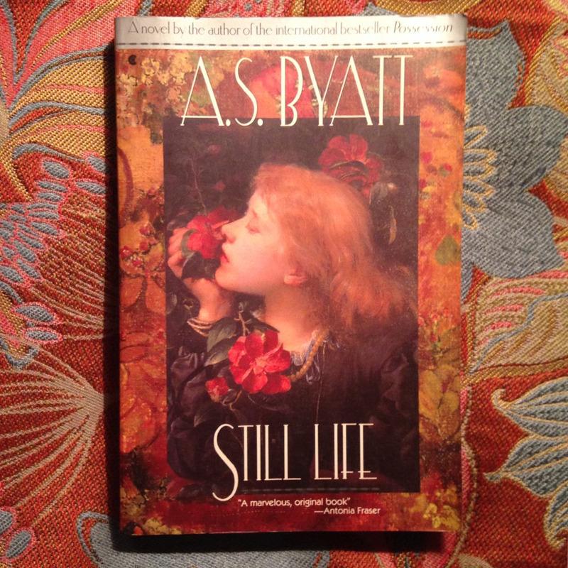 A.S. Byatt.  STILL LIFE.