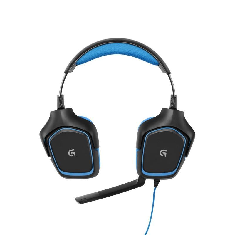 FONE C/MIC USB GAME G430 LOGITECH