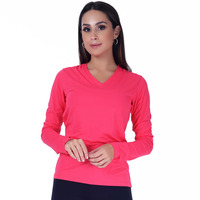 Blusa Summer Soul Fitness Cereja