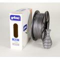 Filamento Impresora 3d Pla 1.75 Grilon3 1kg Gris Plata