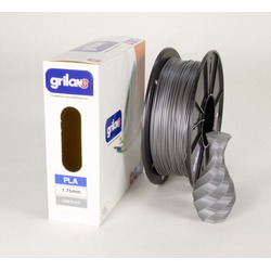 Filamento Impresora 3d Pla 1.75 Grilo...