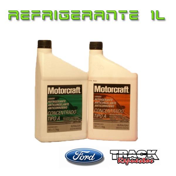 REFRIGERANTE ANTICONGELANTE  MOTORCRAFT ORIGINAL FORD 1 L...