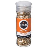 Tempero sem Sal para Frango - 30g - Smart