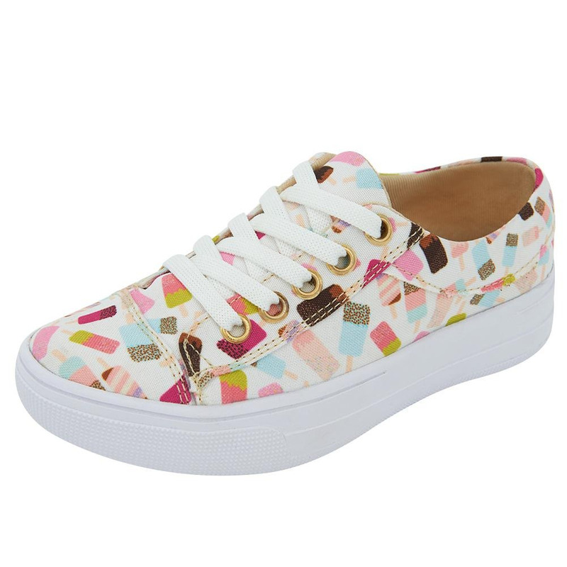 Combo Sneakers 2X1 Estampados 014716