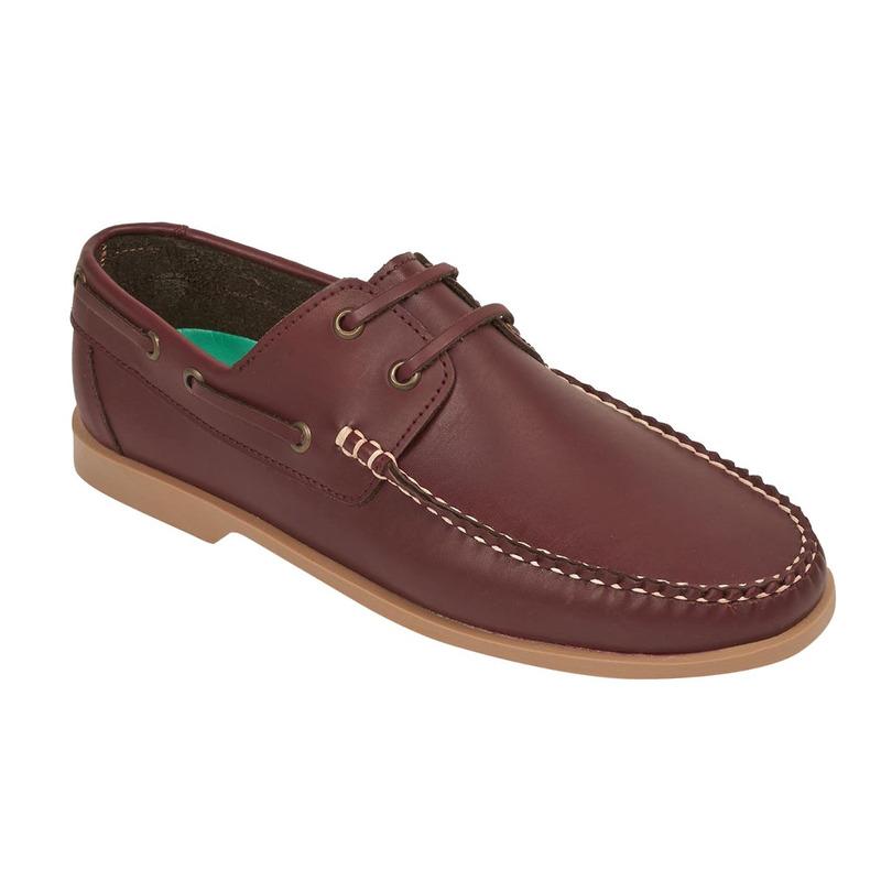 Zapato vino agujetas 018837