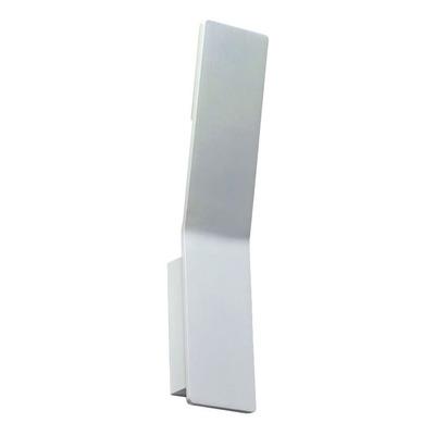 Aplique Pared Luz Led 9w Aluminio Deco Moderno Tz