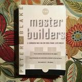 Peter Blake.  MASTER BUILDERS.