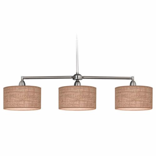 Lamparas colgantes modernas 3 luces comedor living apto for Luces modernas