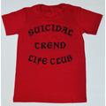 Remera SUICIDAL TREND LIFE CLUB
