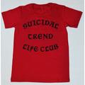 Remera SUICIDAL TREND LIFE CLUB