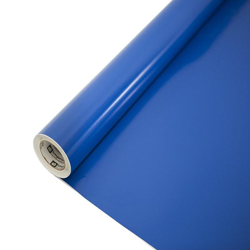 Vinil adesivo colormax azul médio larg. 0,50 m