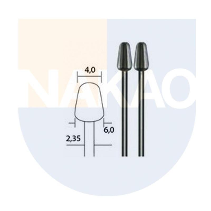 Jogo de Fresas Cônicas em Tungstênio de 6 mm 2 peças - Proxxon - 28723