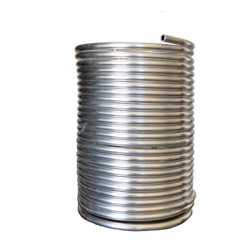 Serpentina Aluminio 15 metros
