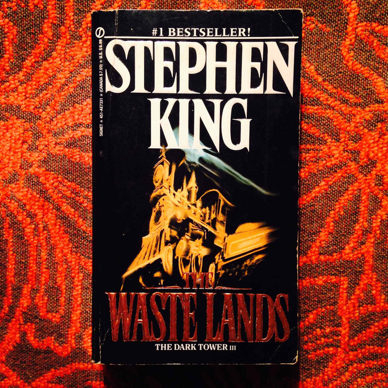 Stephen King. THE DARK TOWER III: THE WASTELANDS.