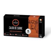Caldo de Carne Italiano (10 Cubos) - 100g - Smart