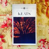 John Keats.  THE SELECTED POETRY.
