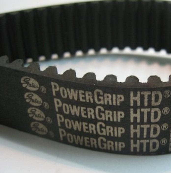 Correia Sincronizada 480 8m 50 Gates Powergrip