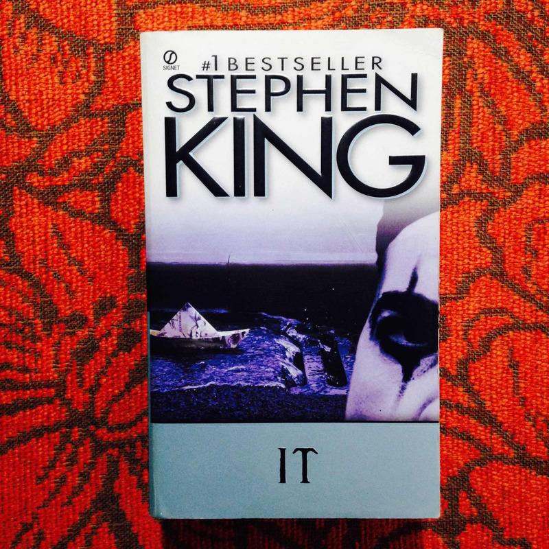 Stephen King. IT.